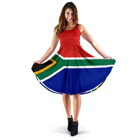 South Africa Dress Original Flag A7