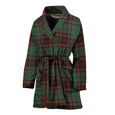 Buchan Ancient Tartan Women's Bath Robe