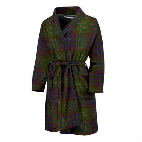 Cunningham Hunting Modern Tartan Men's Bath Robe