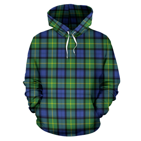 Image of Gordon Old Ancient Tartan Hoodie HJ4