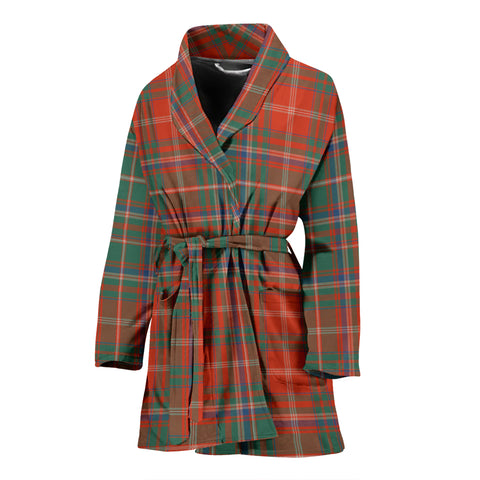 Macdougall Ancient Tartan Women's Bath Robe