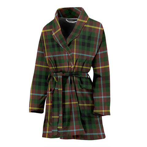 Buchanan Hunting Tartan Women's Bath Robe