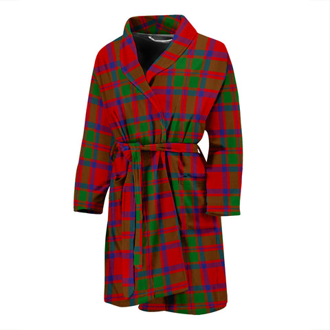 MacKintosh Modern Tartan Men's Bathrobe - BN04