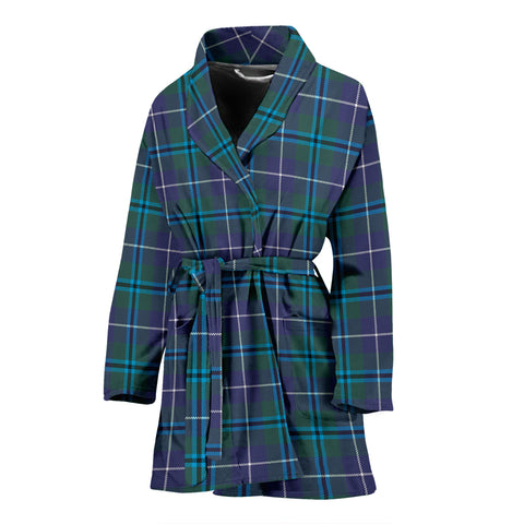 Image of Douglas Modern Tartan Women's Bath Robe