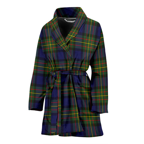 Image of Maclaren Modern Tartan Women's Bath Robe