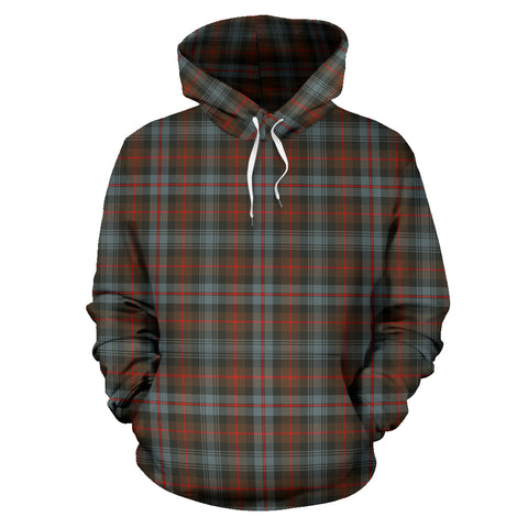 Murray Of Atholl Weathered Tartan Hoodie HJ4