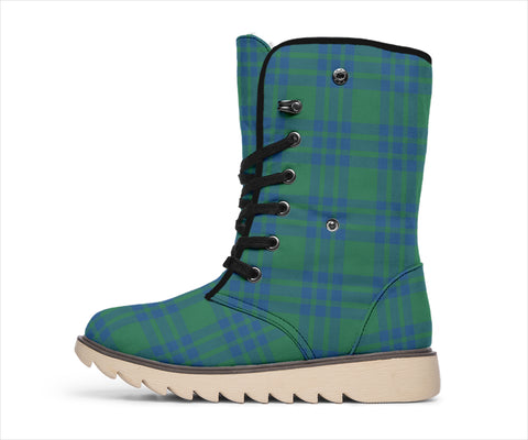 Image of Montgomery Ancient Tartan Polar Boots