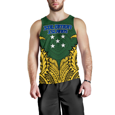 Solomon Islands Premium Tank Top A7