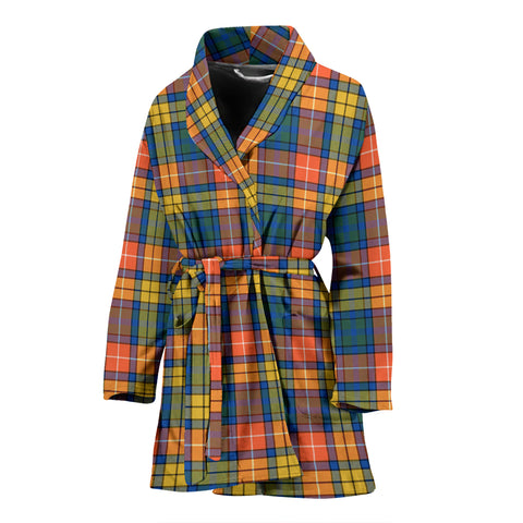 Buchanan Ancient Tartan Women's Bath Robe