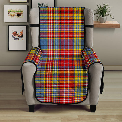 Image of Ogilvie of Airlie Ancient Tartan Chair Sofa Protector K7
