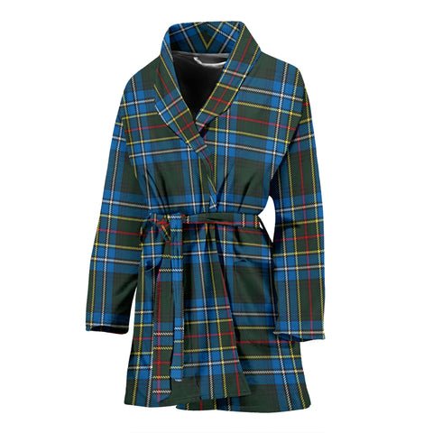 Cockburn Modern Tartan Women's Bath Robe