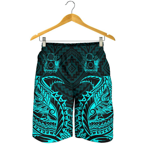 Cook Islands 1 Premium Short - Bleu Clair A7