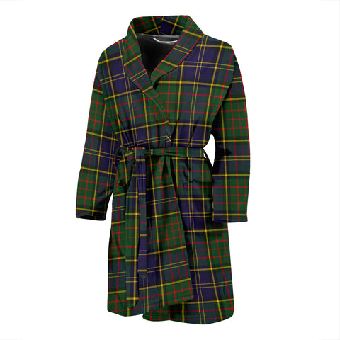 MacMillan Hunting Modern Tartan Men's Bath Robe