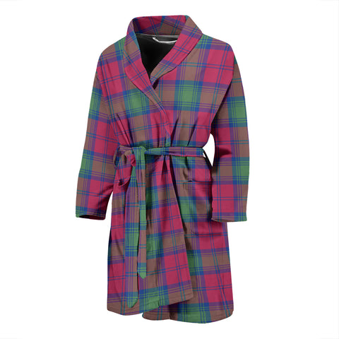 Image of Lindsay Ancient Tartan Men's Bath Robe