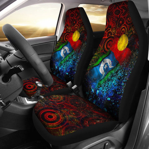 Australia Car Seat Covers - Always Was, Always Will Be