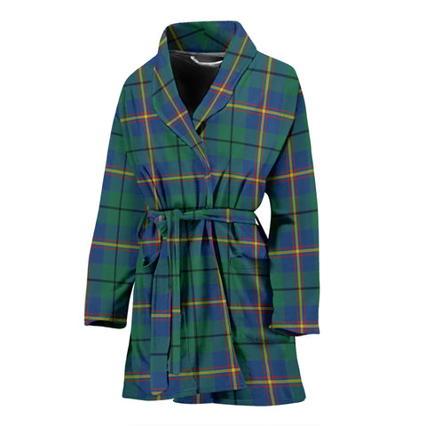 Carmichael Ancient Tartan Women's Bath Robe