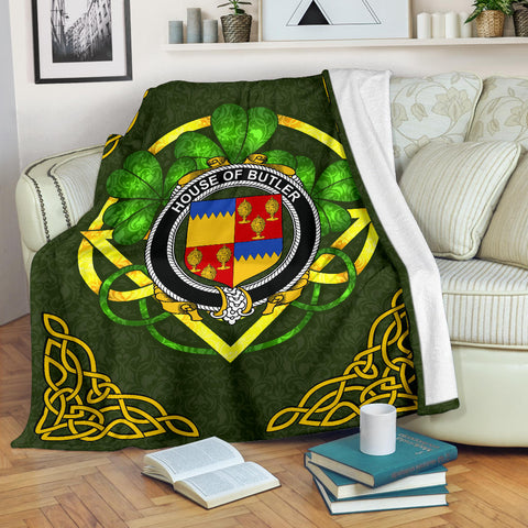 Butler Ireland Premium Blanket | Home Set | Special Custom Design