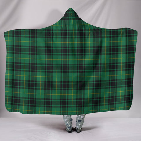 MacArthur Ancient, hooded blanket, tartan hooded blanket, Scots Tartan, Merry Christmas, cyber Monday, xmas, snow hooded blanket, Scotland tartan, woven blanket