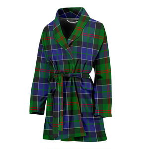 Paterson Tartan Women's Bath Robe - BN03