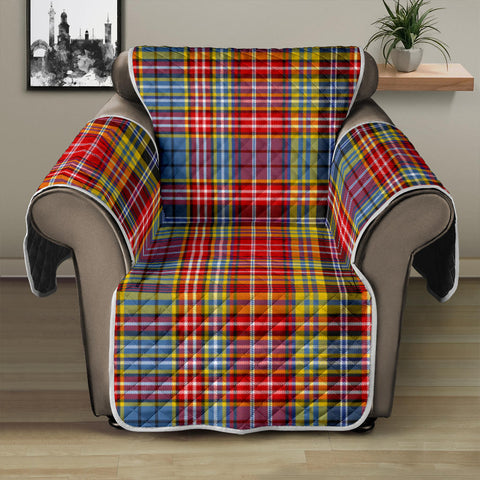 Ogilvie of Airlie Ancient Tartan Recliner Sofa Protector | Tartan Home Set