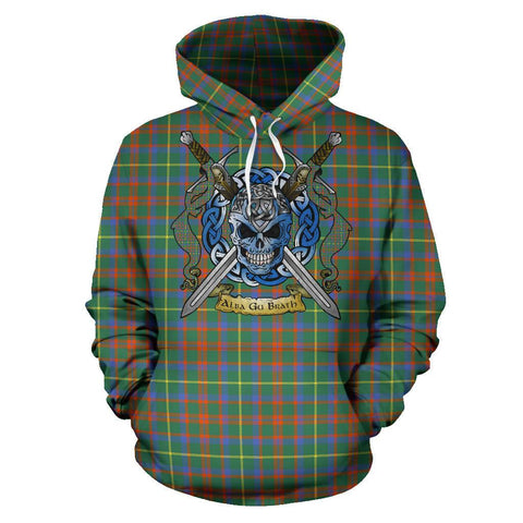 MacKintosh Hunting Ancient Tartan Hoodie Celtic Scottish Warrior A79 | Over 500 Tartans | Clothing | Apaprel