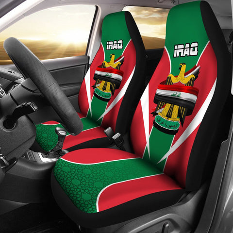 Iraq Car Seat Cover Active A11