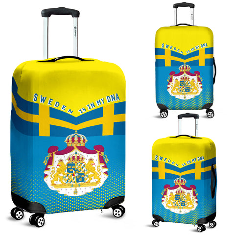 Sweden Victory Luggage Covers K6 | Love The World