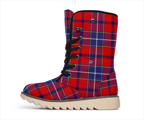 Wishart Dress Tartan Polar Boots