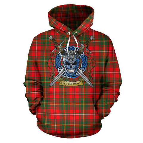 Image of Hay Modern Tartan Hoodie Celtic Scottish Warrior A79 | Over 500 Tartans | Clothing | Apaprel
