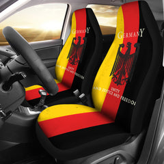 Germany car seat covers K2