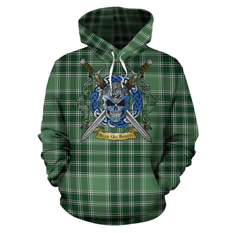 MacDonald Lord of the Isles Hunting Tartan Hoodie Celtic Scottish Warrior A79 | Over 500 Tartans | Clothing | Apaprel