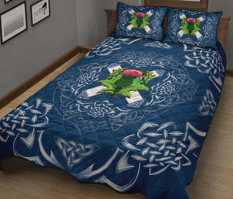 Image of Scotland Quilt Bed Set