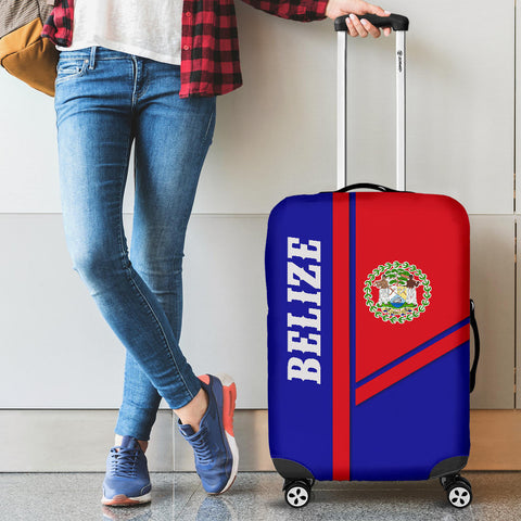 Belize Luggage Covers Streetwear Style