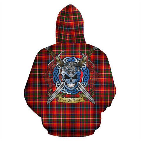 Innes Modern Tartan Hoodie Celtic Scottish Warrior A79 | Over 500 Tartans | Clothing | Apaprel
