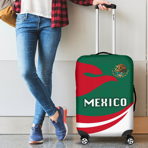 Image of Mexico Luggage Covers Proud Version | 1sttheworld
