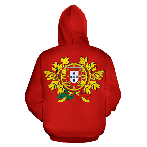 Image of Portugal Sport Hoodie - Warrior Style J9
