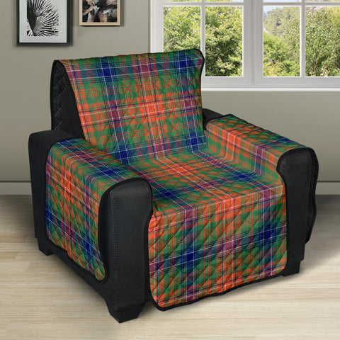Wilson Ancient Tartan Recliner Sofa Protector A9 copy