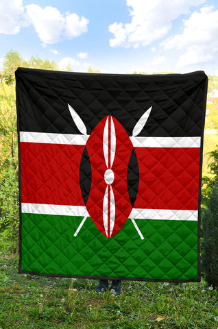 Kenya Premium Quilt | Blanket | Home Decor
