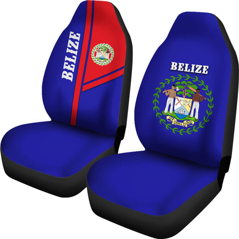 Balize Car Seat Covers Streetwear Style