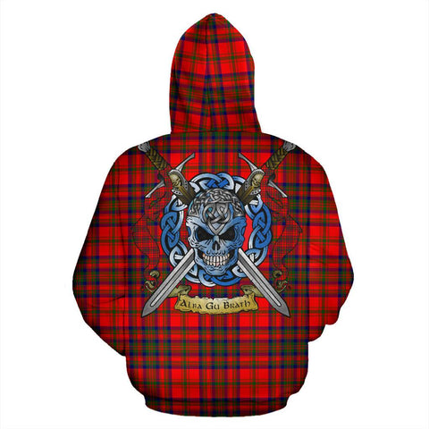 Matheson Modern Tartan Hoodie Celtic Scottish Warrior A79 | Over 500 Tartans | Clothing | Apaprel