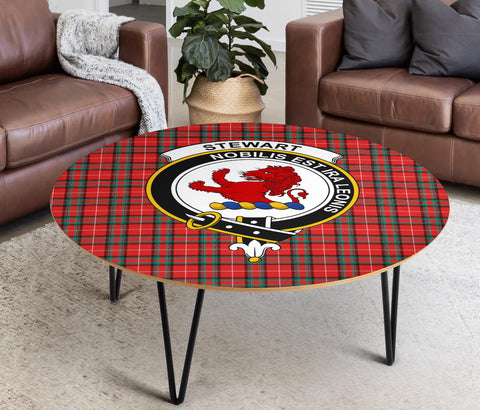 Stewart (Stuart) of Bute Clans Cofee Table BN