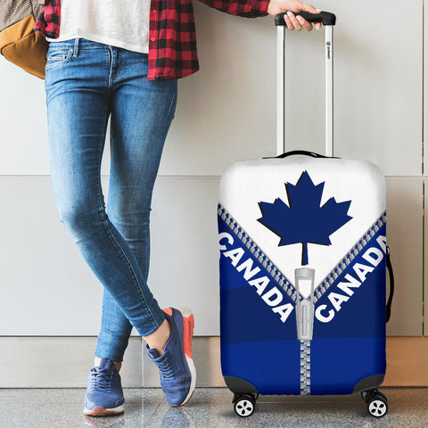 Canada Luggage Cover With Straight Zipper Style K52 | Love The World