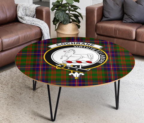 Cochrane Clans Cofee Table BN