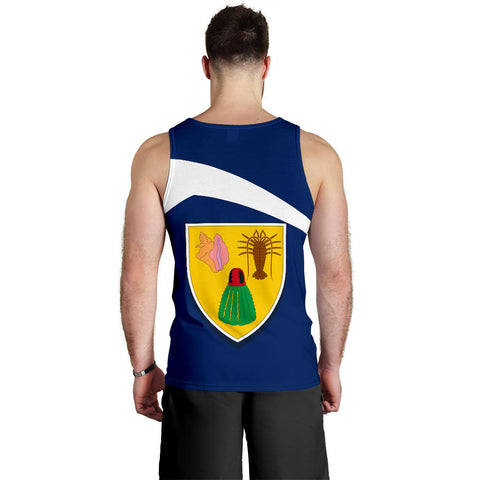 Turks and Caicos Islands Tank Top - Vera Style J9