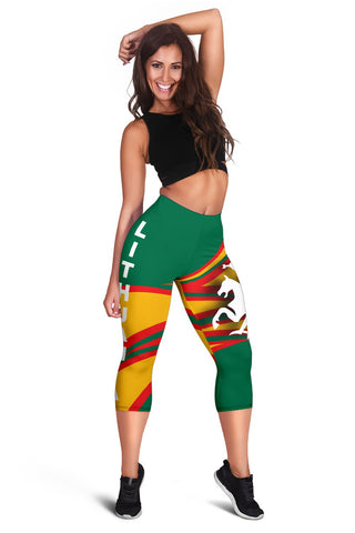 Lithuania Capris N Flag A15