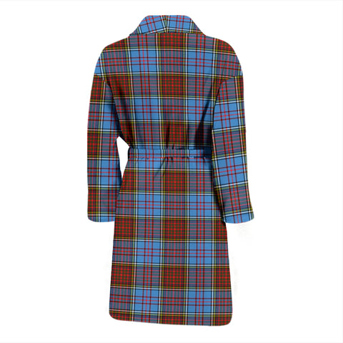 Anderson Modern Tartan Men's Bath Robe