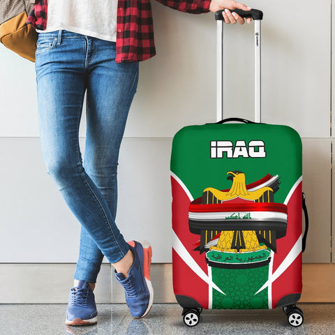 Iraq Luggage Active | Clothing | Love The World