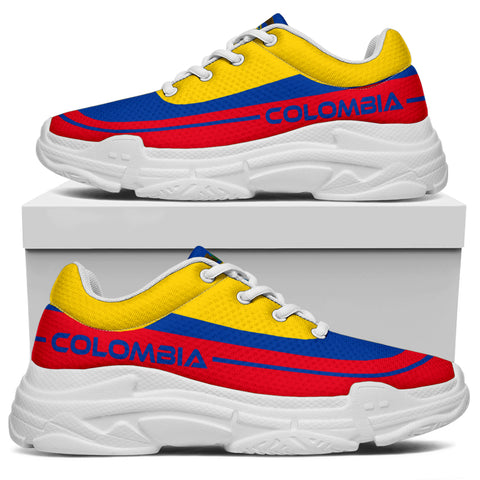 Colombia Chunky Sneakers Bn10