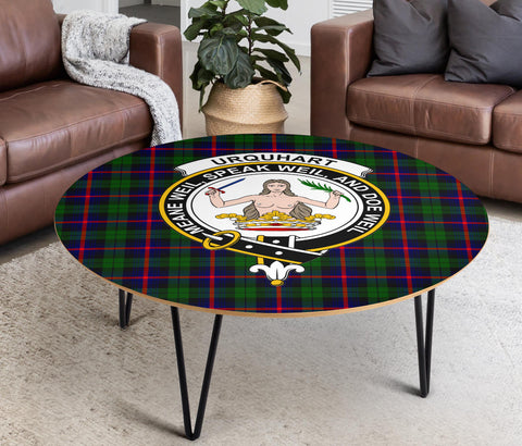 Image of Urquhart Clans Cofee Table BN