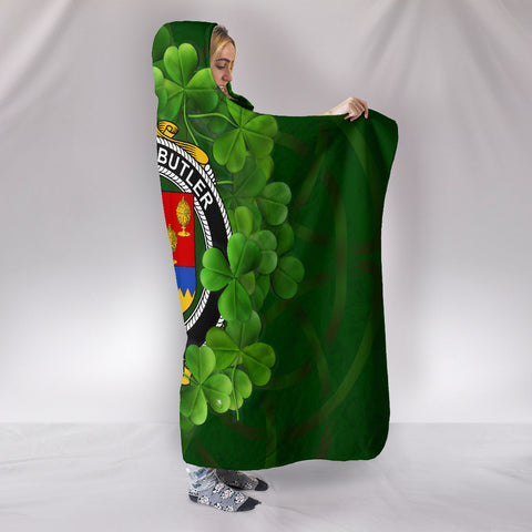 Butler Ireland Hooded Blanket A9 | Love The World